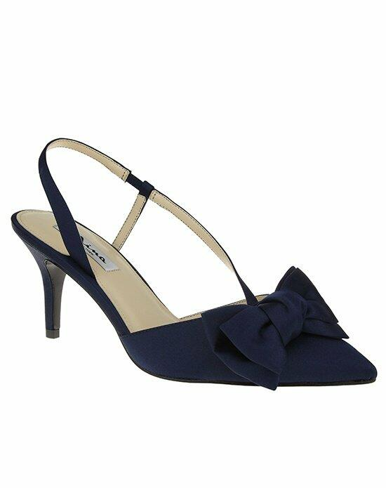 Nina Bridal TEDDI_NEW NAVY Wedding Shoes photo