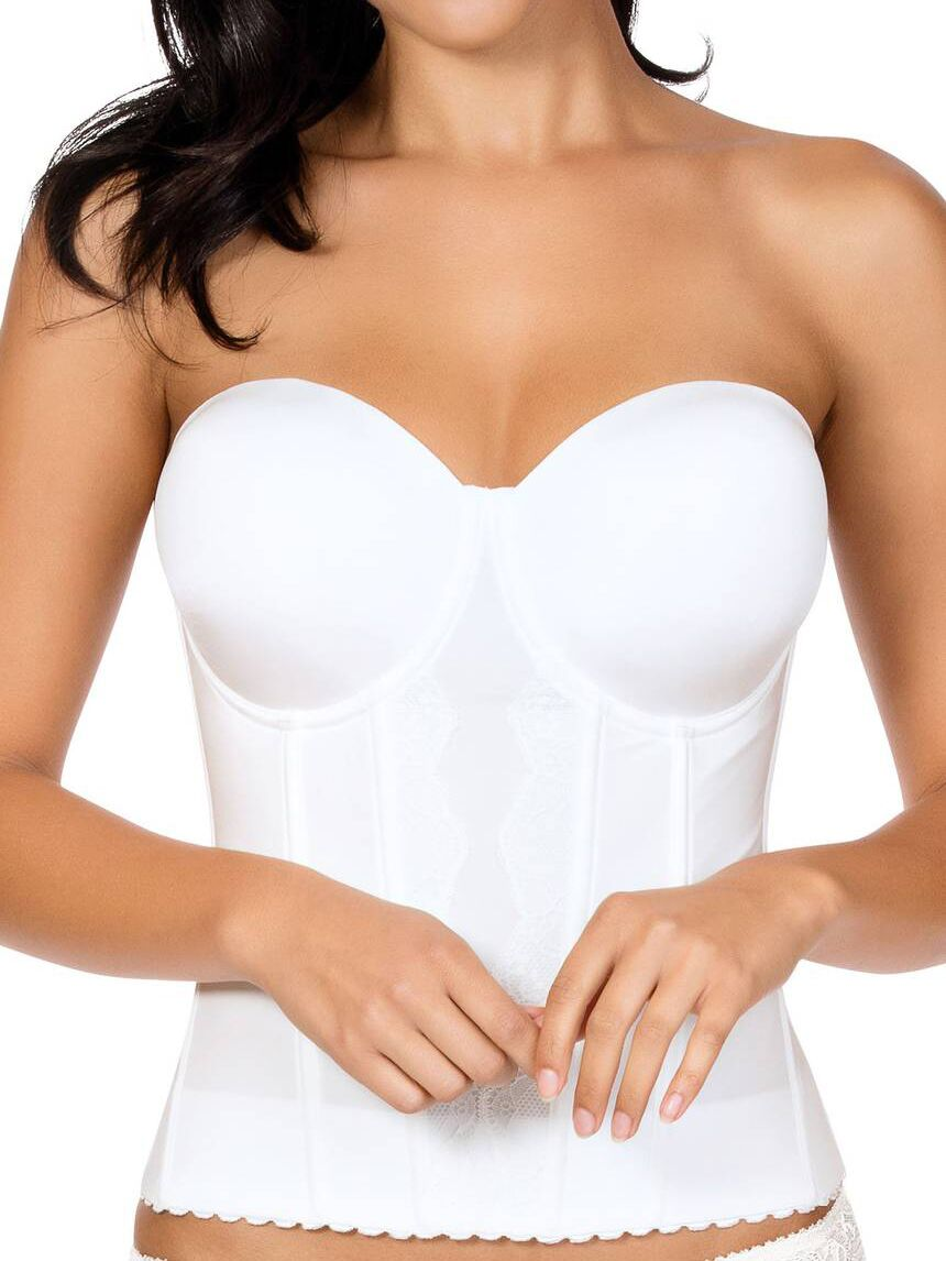 Bridal shapewear and undergarments under the wedding dress essentials junglespirit Image collections