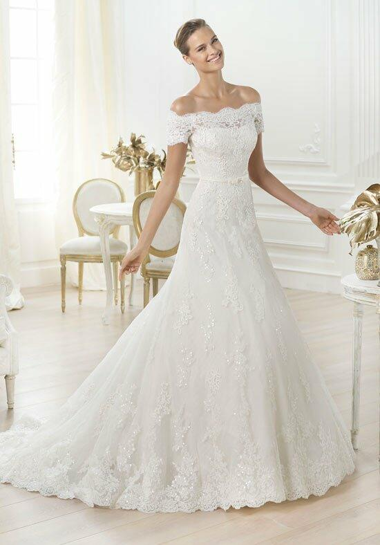 PRONOVIAS Letour Wedding Dress photo