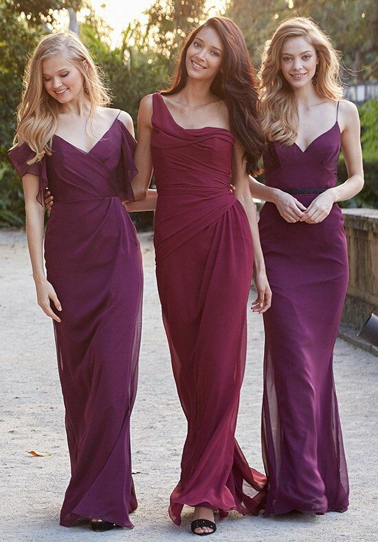 Jim Hjelm Occasions 5527 Bridesmaid Dress photo