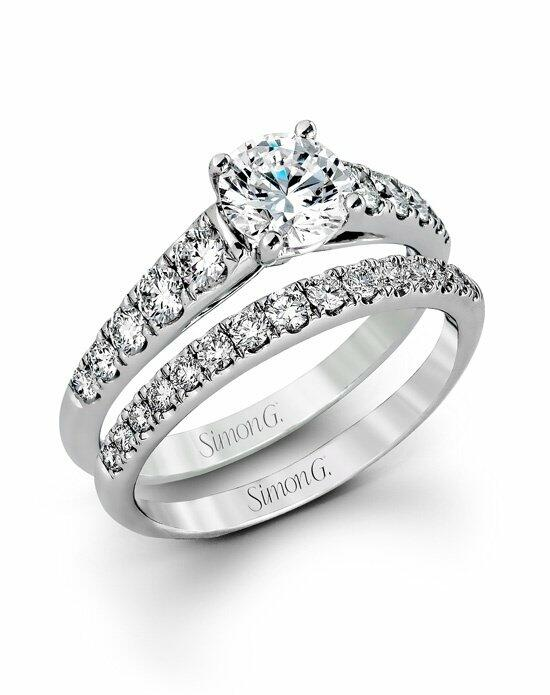 Simon G. Jewelry MR2128-D Engagement Ring photo