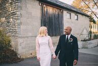 Artists Erin Wiser (30 and a production manager) and Chris Bivens (30 and a carpenter) left their home in New York for a wedding near Erin's hometown