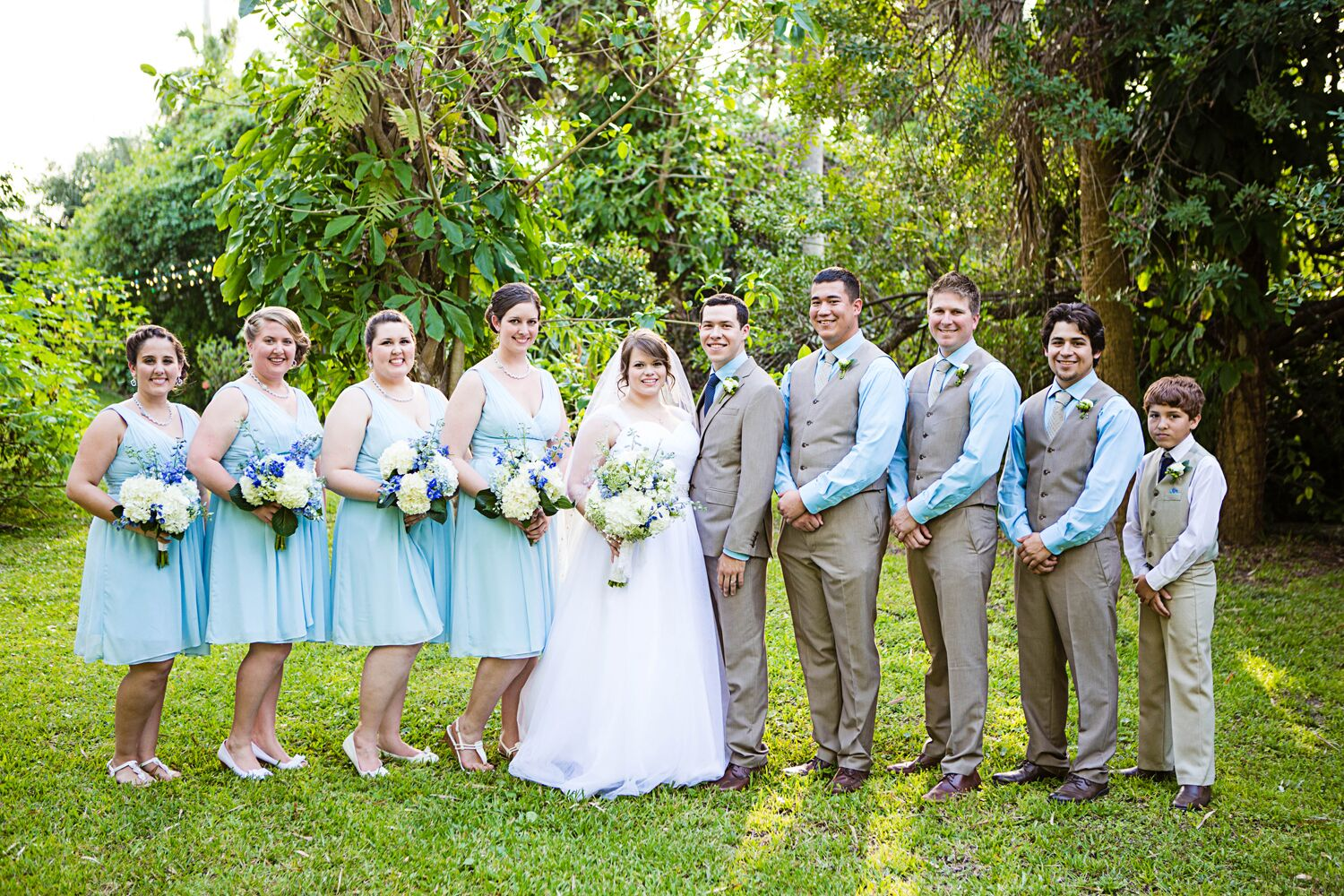 how to ask bridesmaids and groomsmen