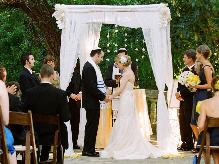 Jewish Wedding Vows