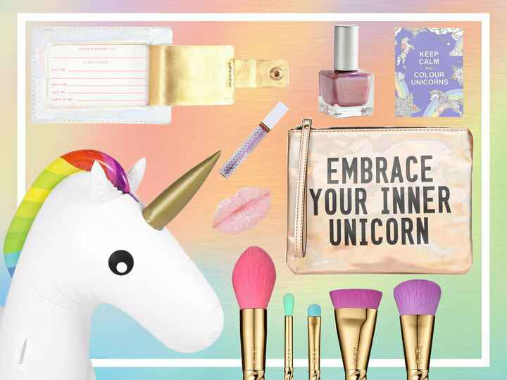 unicorn wedding details