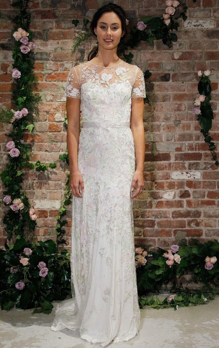 jenny packham fall 2016 collection: wedding dress photos