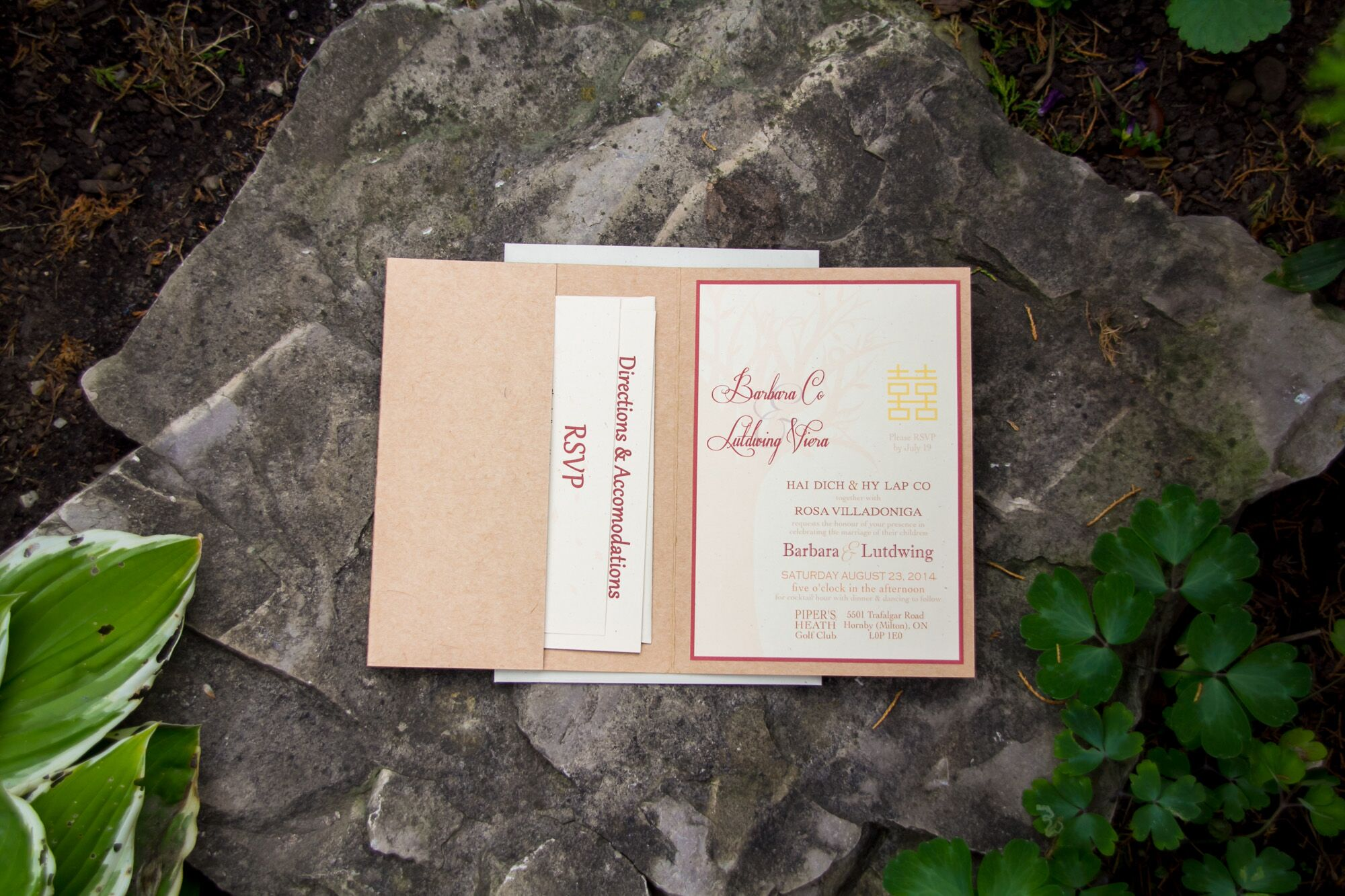 Diy Paper Wedding Invitation: DIY Recycled Paper Wedding Invitations