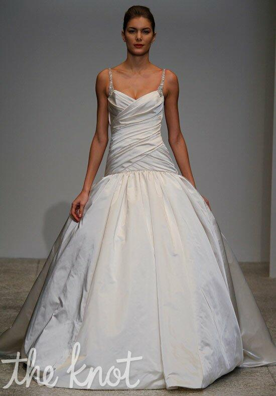 Kenneth Pool Admired Wedding Dress photo