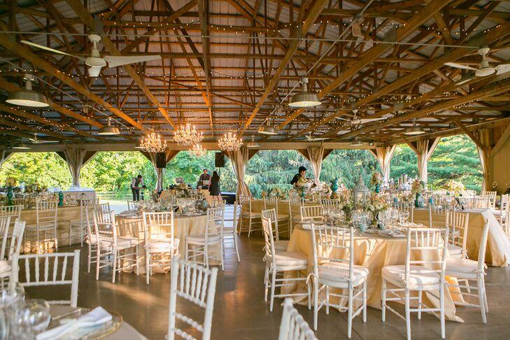 A John James Audubon Center Wedding In Audubon Pennsylvania