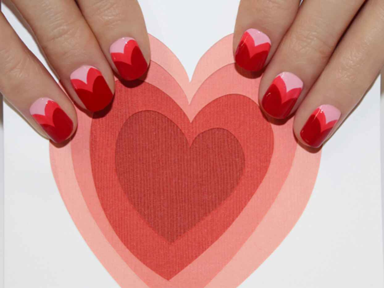 How to Get Wedding-Worthy Valentine's Day Nails