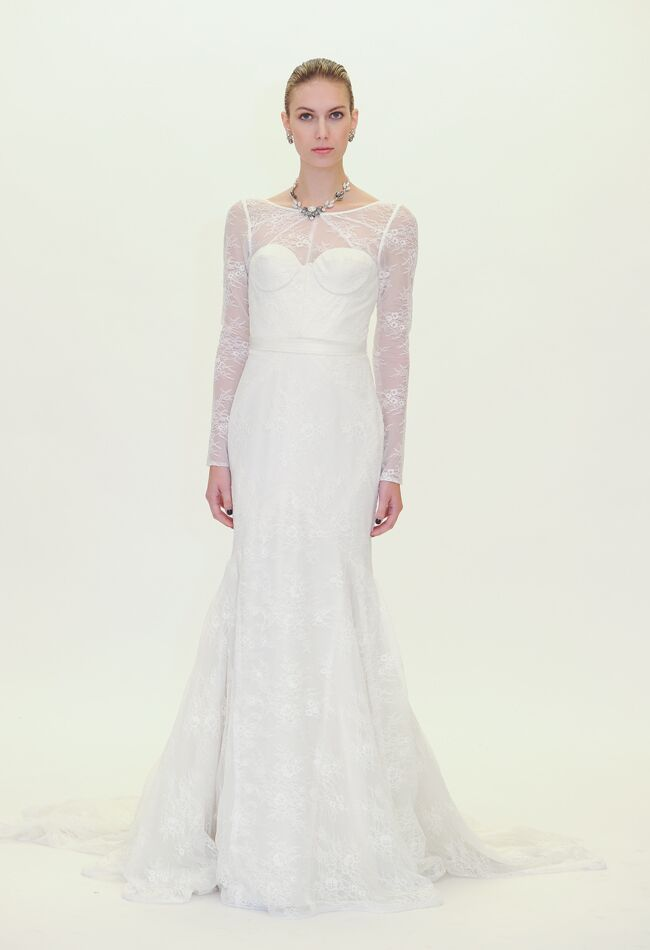 Truly Zac Posen\'s Wedding Dress Collection Featured Timeless Styles ...