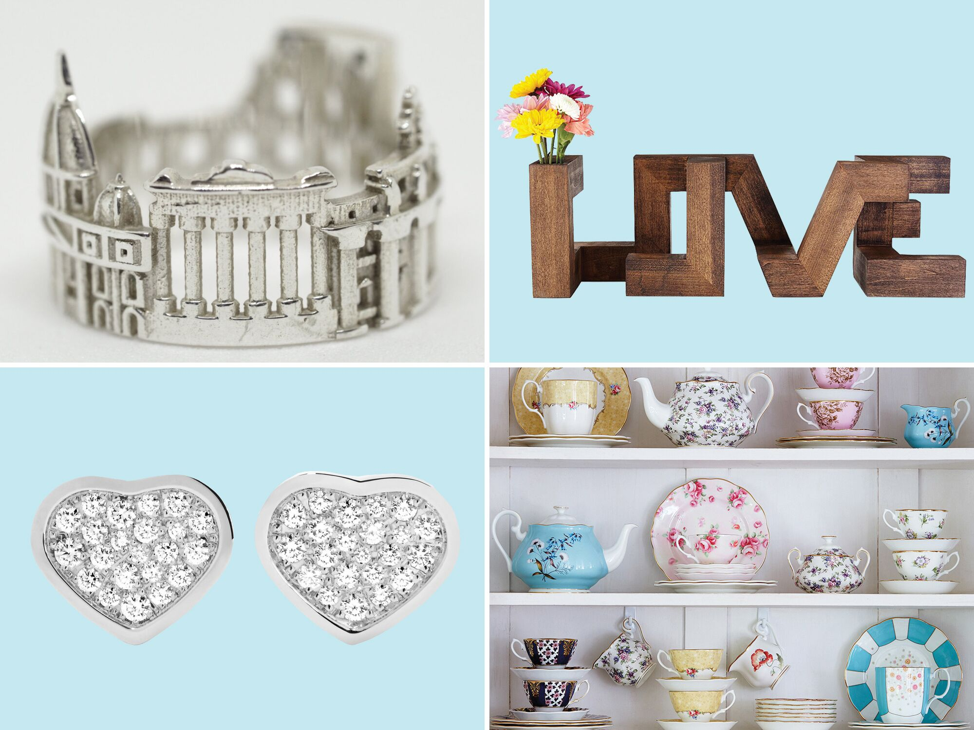 Traditional 25th Wedding Anniversary Gifts: 20 Year Anniversary Gift Ideas