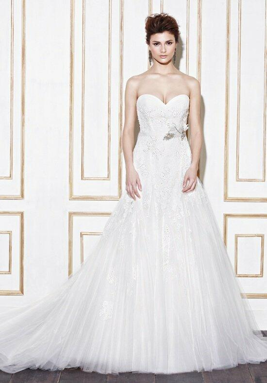 Blue by Enzoani Ganes Wedding Dress photo