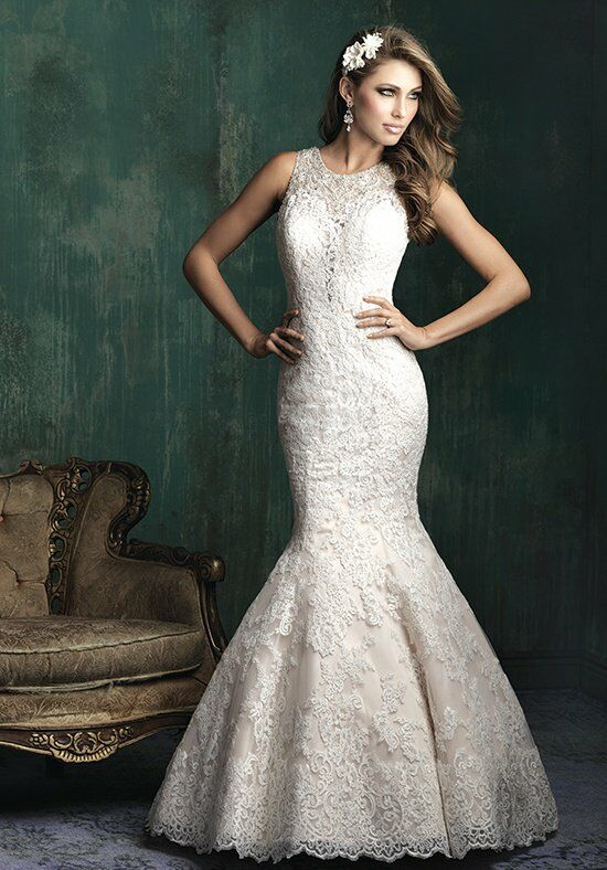 Allure Couture C350 Wedding Dress photo