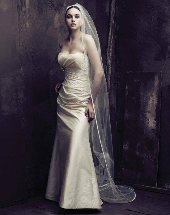 Paloma Blanca Veils Collection V410C Wedding Veils photo