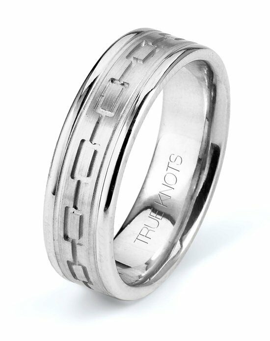 TRUE KNOTS True Man - 578DCW Wedding Ring photo