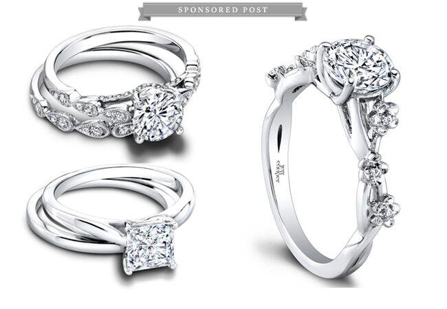 6 Stunning Jeff Cooper Engagement Rings!