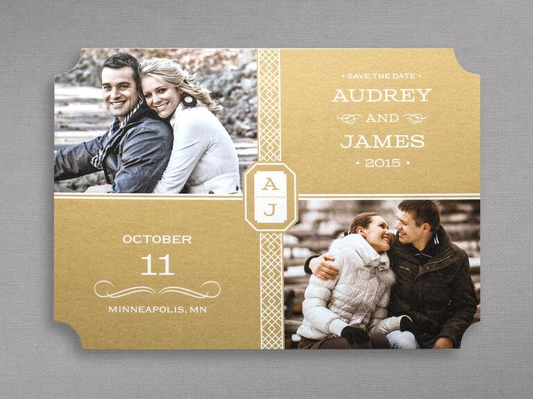 25 SavetheDate Ideas We Love and Where to Buy Them – Magnet Save the Date Cards for Weddings