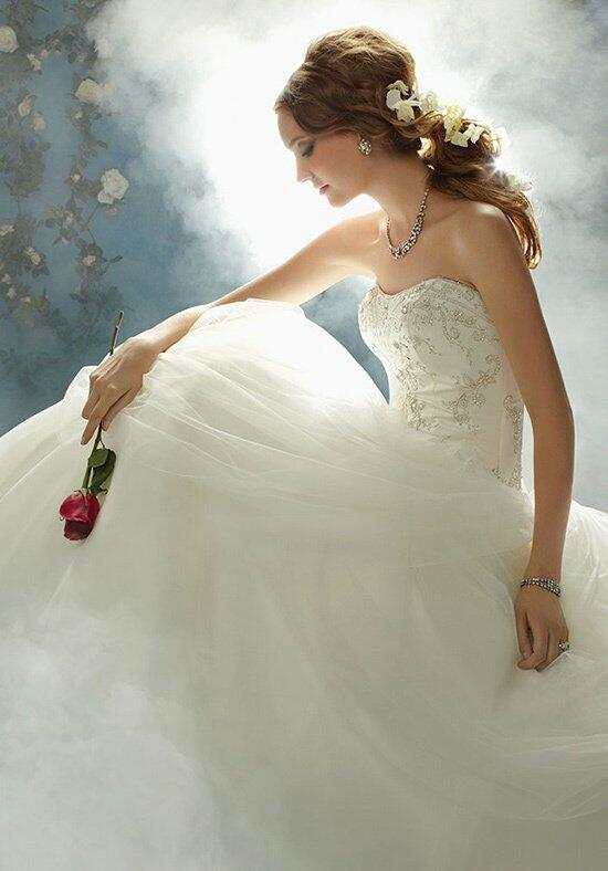 Disney Fairy Tale Weddings by Alfred Angelo 206 Wedding Dress photo