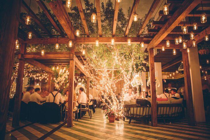 soho beach house wedding