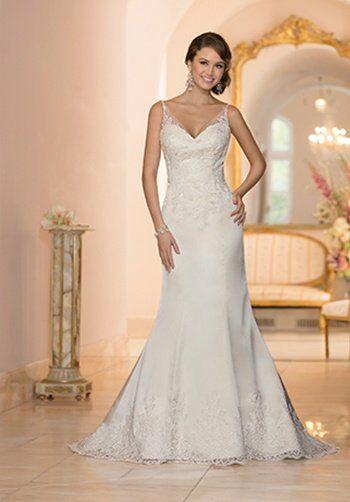 Stella York 5966 Wedding Dress The Knot
