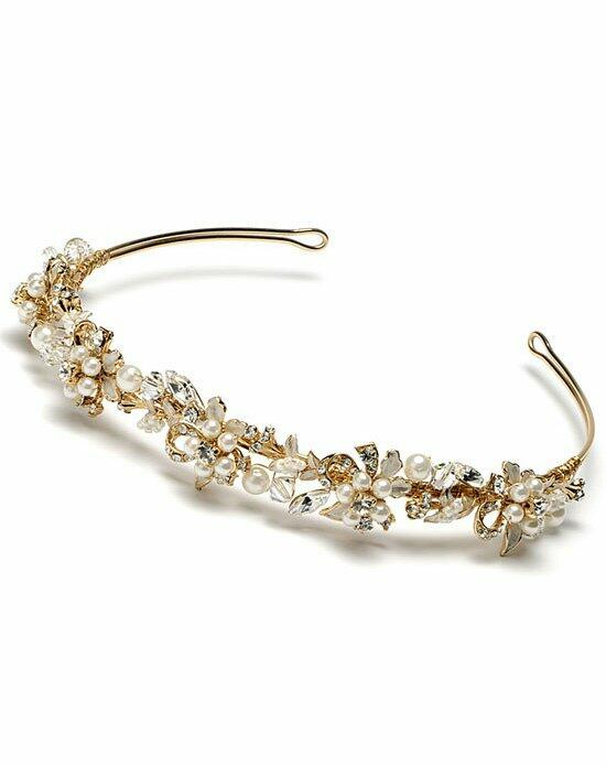 USABride Irina Gold Headband TI-282-G Wedding Headbands photo