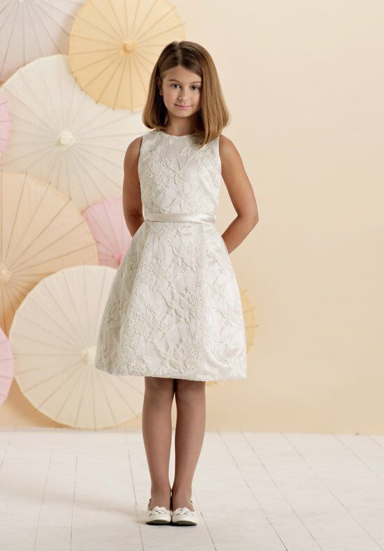 Joan Calabrese by Mon Cheri 214384 Flower Girl Dress photo