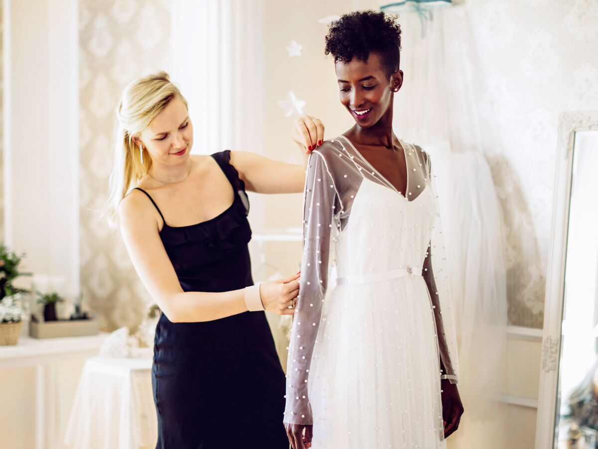 Everything You Need to Know About Wedding Dress Alterations