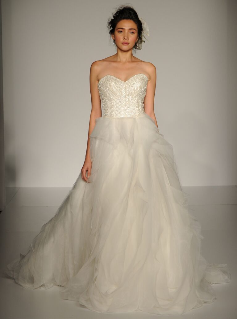 Maggie Sottero Fall Collection Wedding Dress Photos