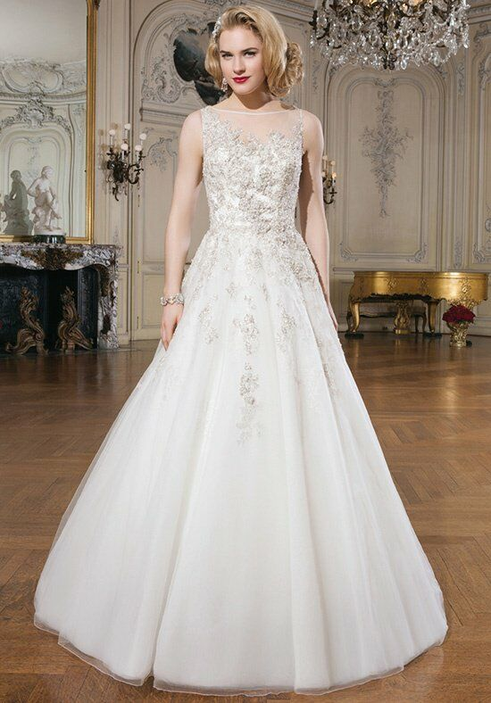Justin Alexander 8726 Wedding Dress photo