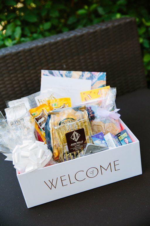 Wedding Welcome Gift Basket Ideas : Favorite