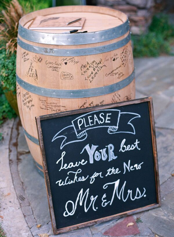 Alternative To Traditional Guestbook