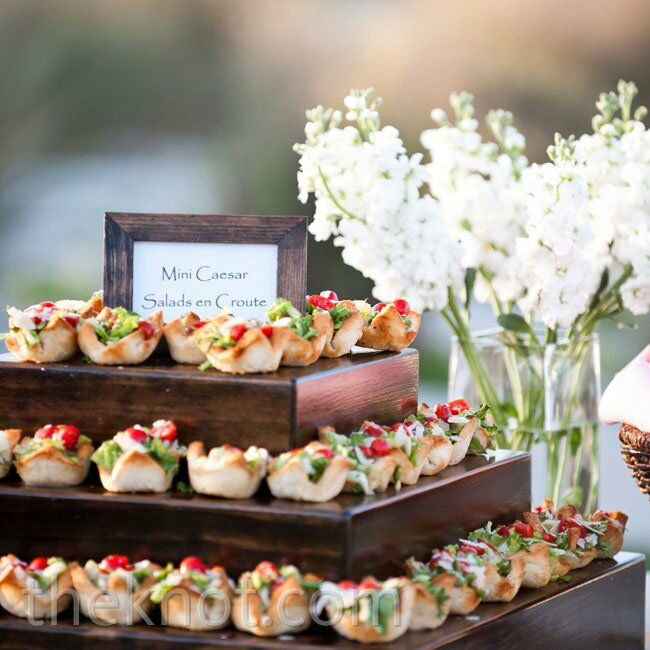 Beach Wedding Reception Food Ideas: Wedding Hors D'Oeuvre