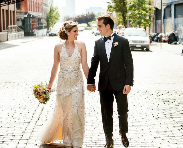 a trump soho wedding in new york new york