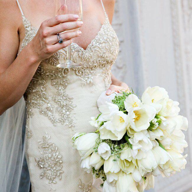 Courtney & Hugh: An Outdoor Wedding In San Francisco, CA