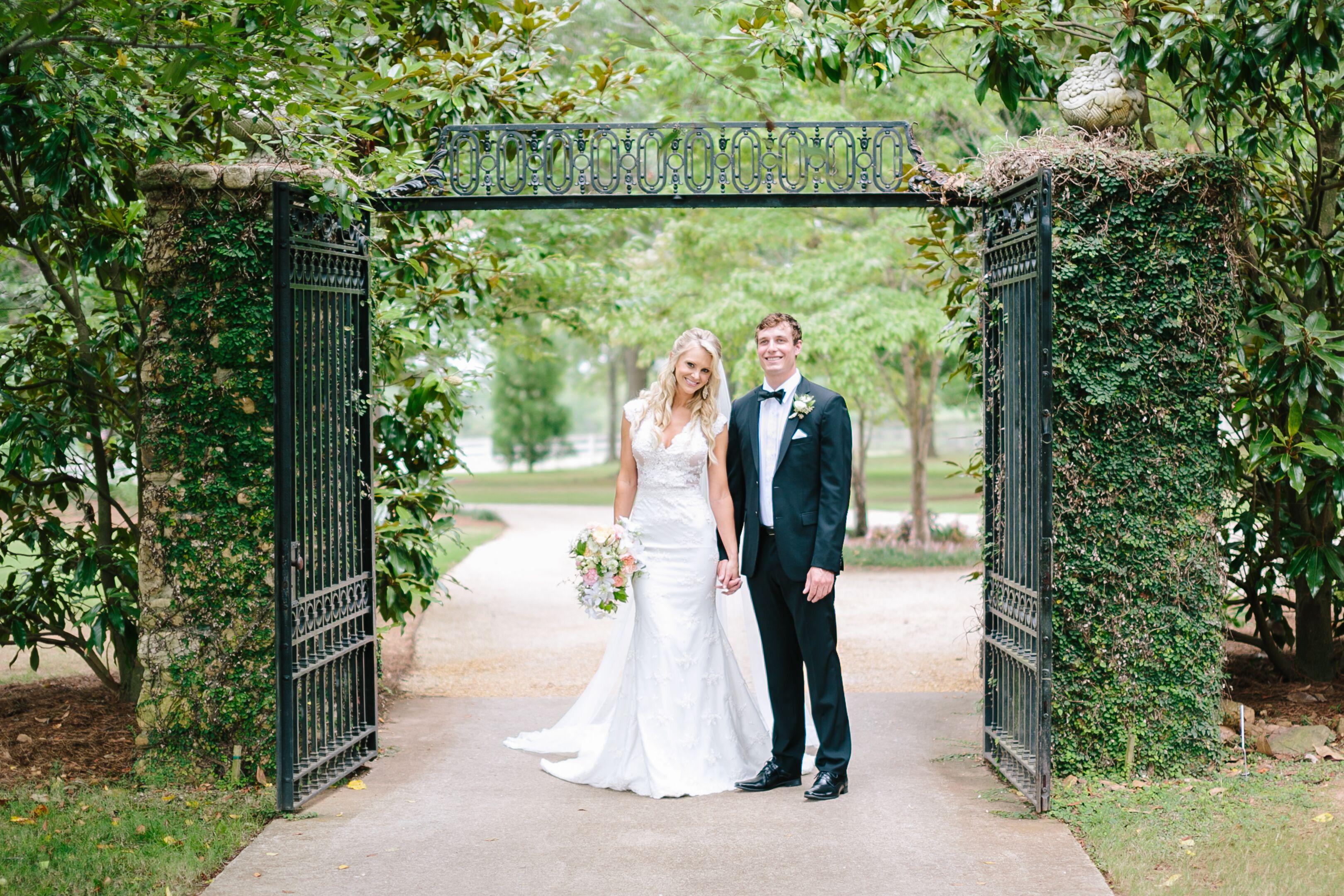 A Regal Tented Wedding at Serenata Farm in Madison, Georgia