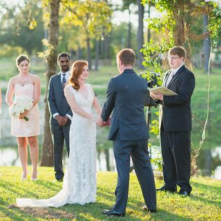 A Sweet Vintage Wedding in Hattiesburg
