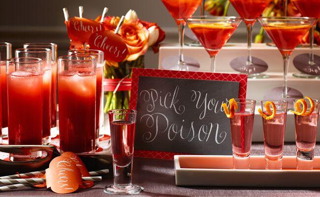 Halloween Wedding Inspiration — Perfect For A Fall Wedding