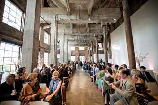 Smack Mellon wedding ceremony venue