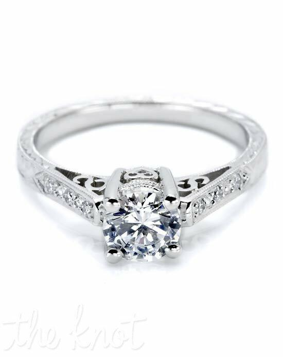 Tacori HT 2202 Engagement Ring photo