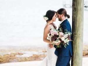Beach wedding photos junglespirit Images