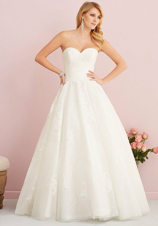 Allure Romance 2755 Wedding Dress photo