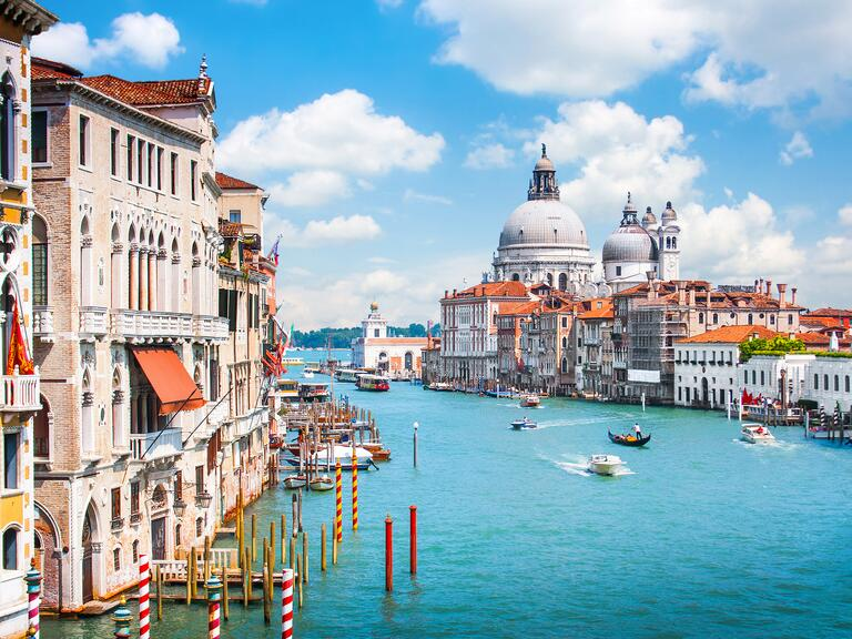 Venice, Italy romantic honeymoon