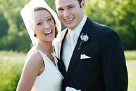 The Bride Stephanie Brtko, 26 and an English teacher at Dunlap High School The Groom Justin McGuffey, 28 and the divisional sales director for Protect