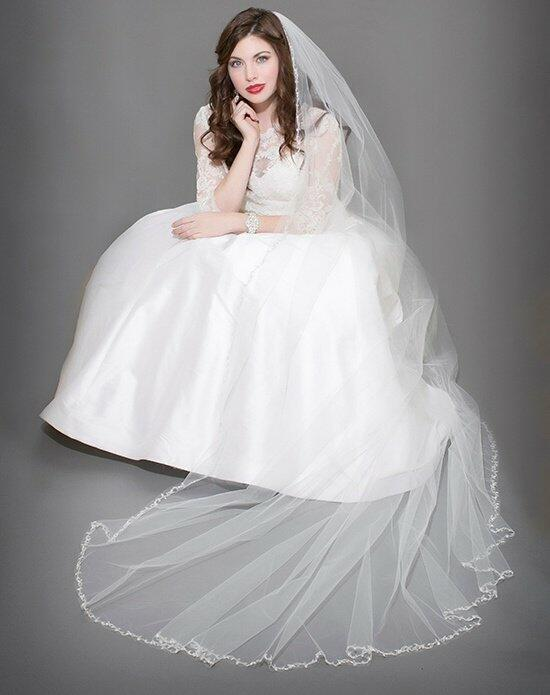 Laura Jayne Krystal Veil Wedding Veils photo