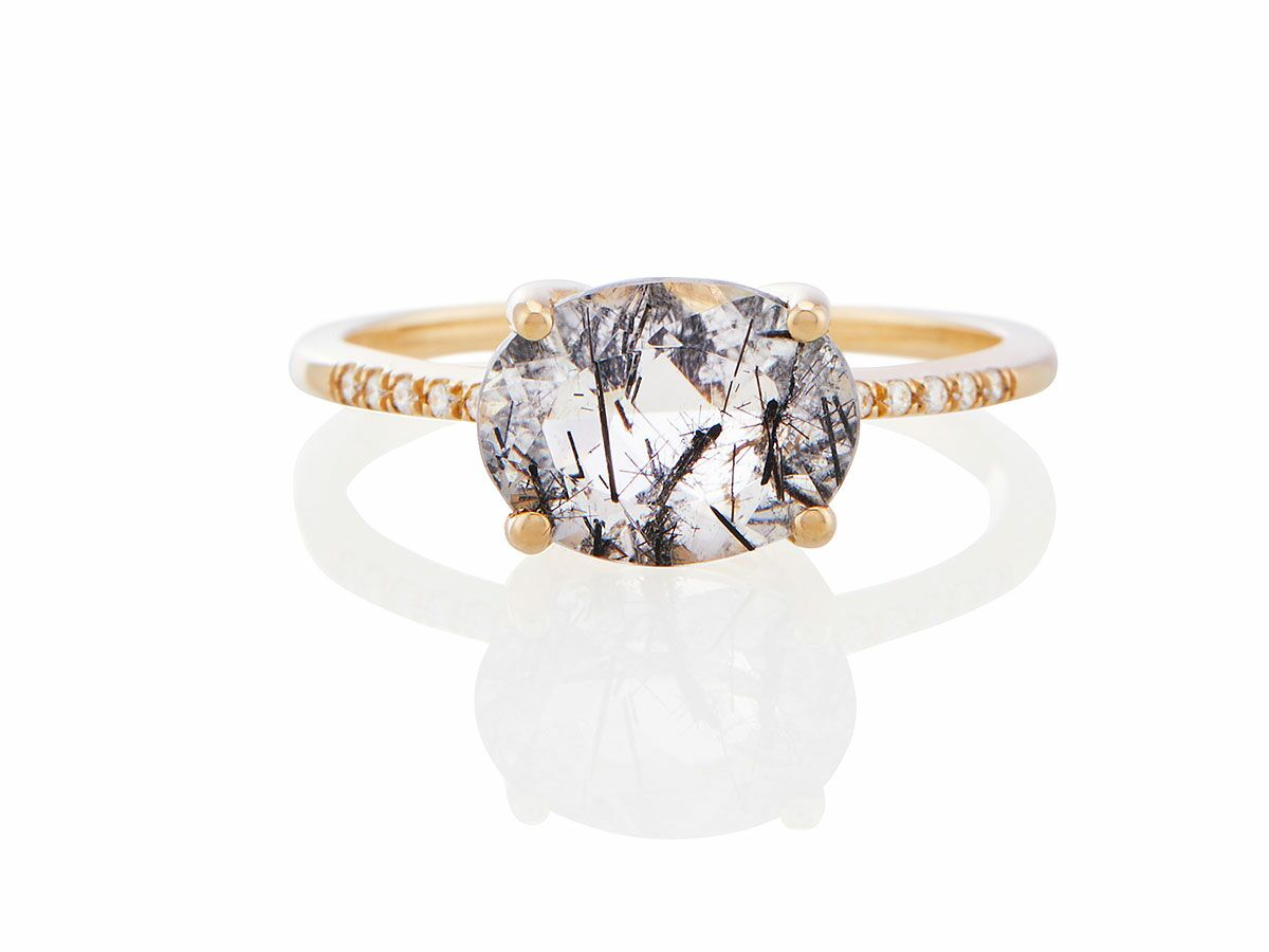 in chanson en and green quartz yellow by d engagement shop amour maubousin silver rings gold ring