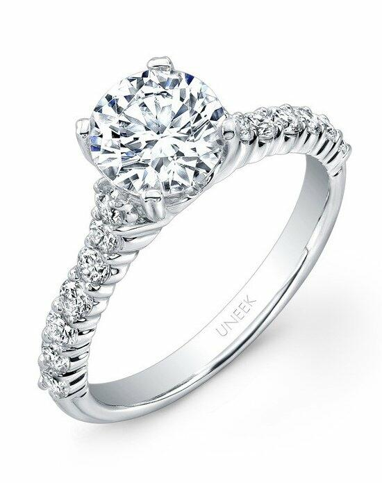 Uneek Fine Jewelry USM01XXS-6.5RD Engagement Ring photo