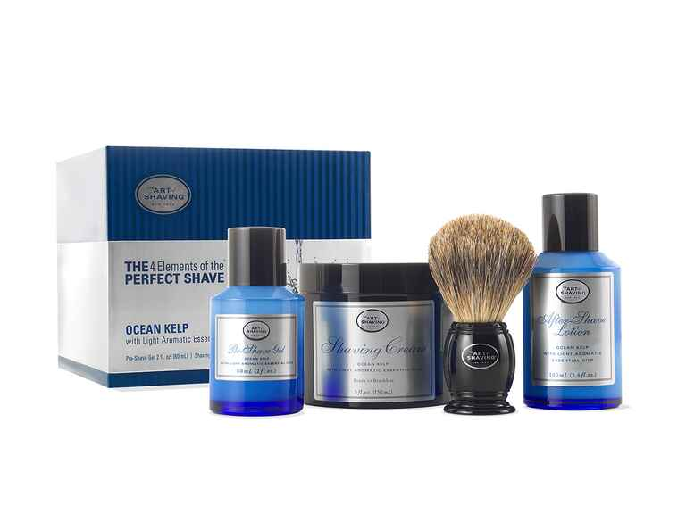 The Art of Shaving wedding gifts for groom