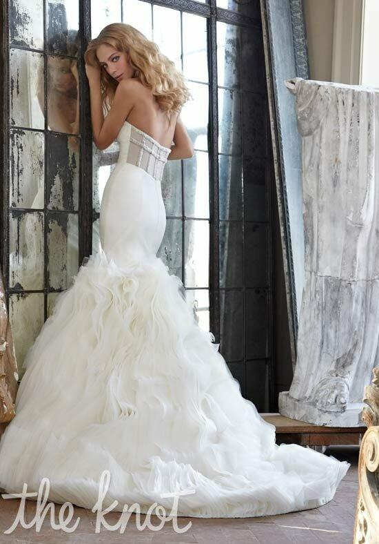 Hayley Paige 6203 Wedding Dress photo