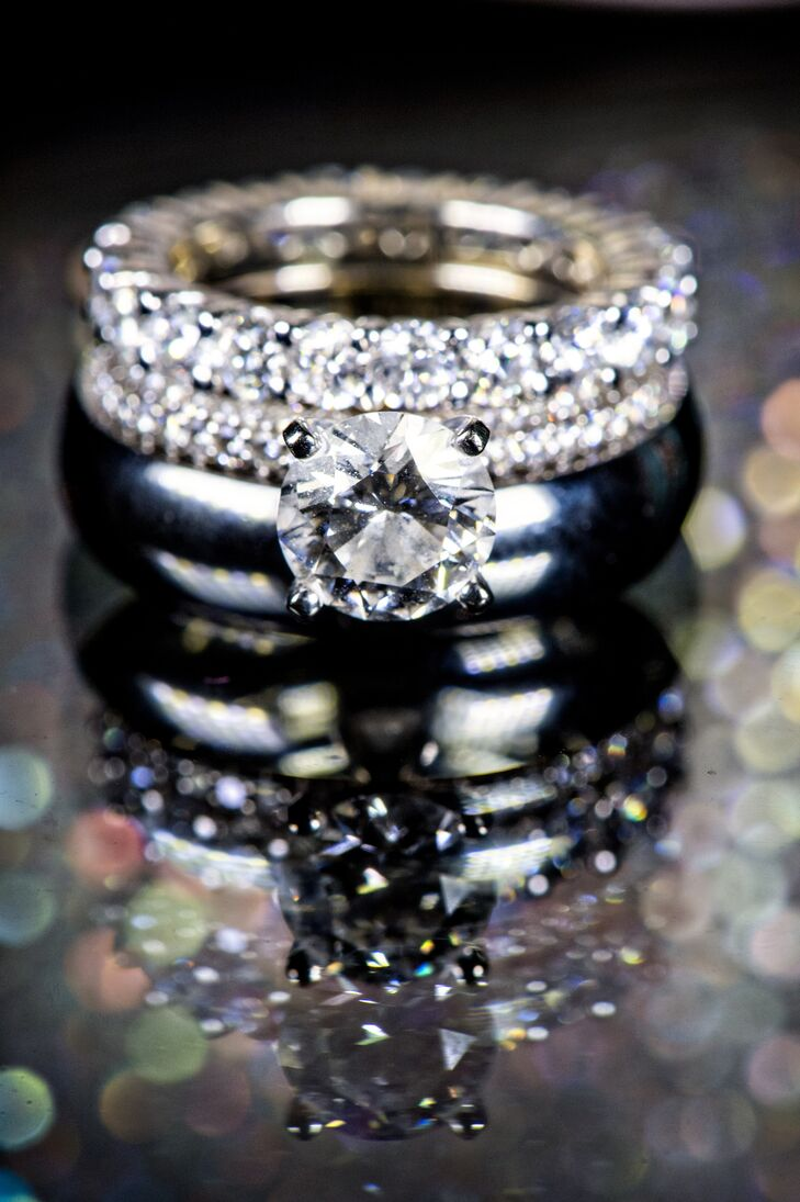 Stunning Wedding and Engagement Rings